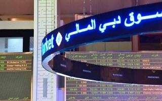 الصورة: استئناف الحركة الاقتصادية في دبي ينعكس إيجاباً على أسواق المال