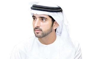 الصورة: ولي عهد دبي يطلق جائزة استثنائية لمواجهة «كورونا» وتبعاته