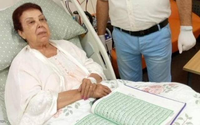 الصورة: الاستياء من صورة رجاء الجداوي يصل إلى البرلمان المصري