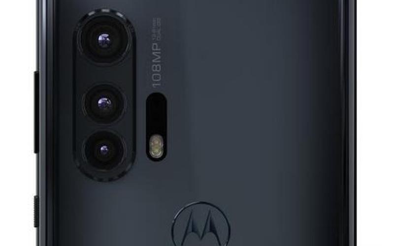 """الصورة: """"موتورولا"""" تطلق هاتفا بتقنية الجيل الخامس وكاميرا بدقة 108 ميغا بيكسل"""