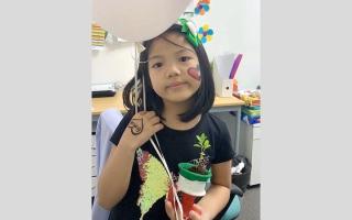 الصورة: بالفيديو.. «مبادرات محمد بن راشد» تعيد الحياة إلى طفلة فلبينية بـ «أذن جديدة»