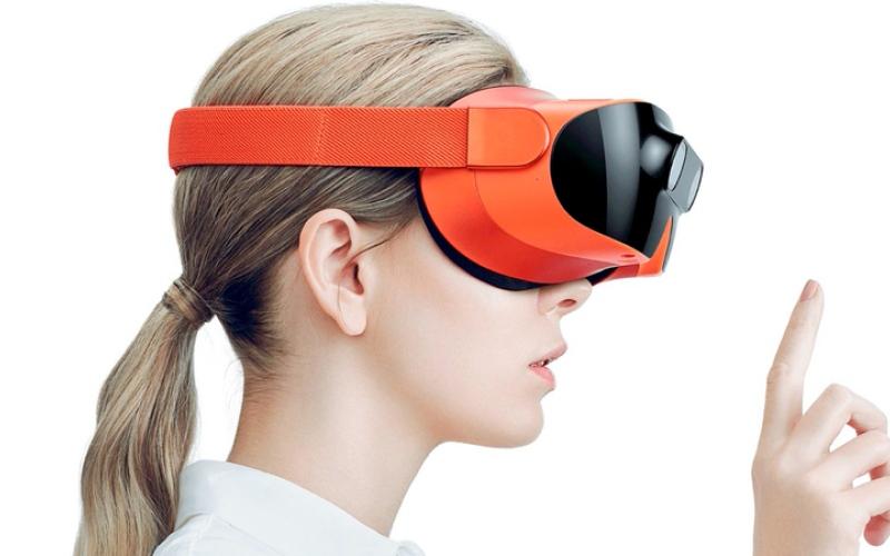 الصورة: شركة تايوانية تكشف عن نظارة واقع افتراضي بتقنية «5G»