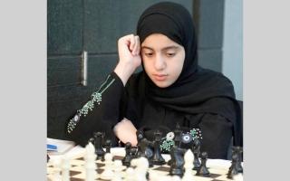 الصورة: نتائج منتخب الفتيات أفضل من الشباب في بطولة آسيا للشطرنج