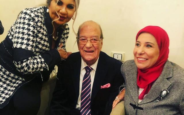 الصورة: رحيل الفنان الكوميدي المصري حسن حسني عن 88 عاماً