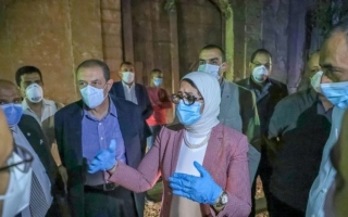 الصورة: مصر تعلن نجاح تجربة حقن البلازما لـ30 حالة «كورونا»
