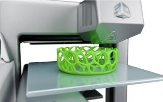 الصورة: شاهد ..تقنيات جديدة في الطباعة ثلاثية الأبعاد