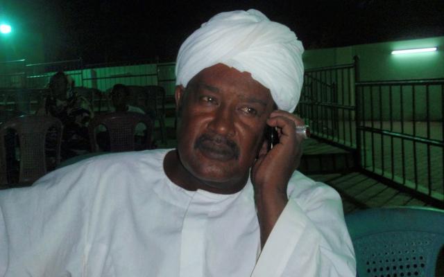 الصورة: وفاة الهادي الصديق أحد أبرز قامات الدراما السودانية في حادث مفجع