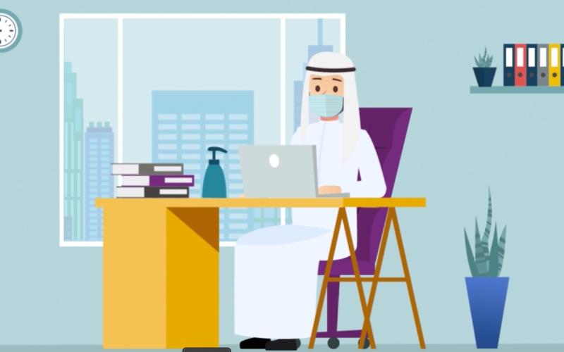 الصورة: بالفيديو: غرفة دبي تعيد الحياة لمكاتبها وتجدد التزامها بخدمة القطاع الخاص