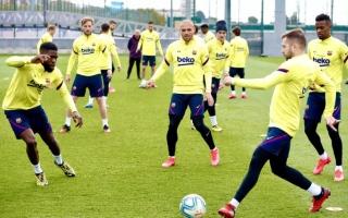 """الصورة: الفرق الإسبانية تستأنف """"التدريبات الجماعية"""""""