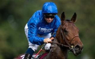 """الصورة: """"فيكتور لودورم"""" يقود غودولفين للقب """"2000 غينيز الفرنسي"""" للخيول"""