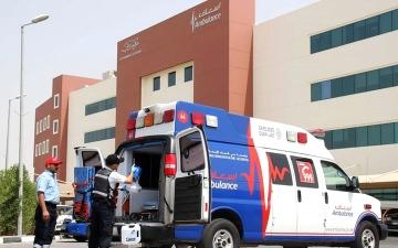 الصورة: «إسعاف دبي» تستعين بتقنية عالمية لتعقيم مركباتها خلال 30 ثانية