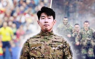 """سون يروي ماحدث معه بالخدمة العسكرية """"القاسية"""" في كوريا الجنوبية خلال كورونا"""