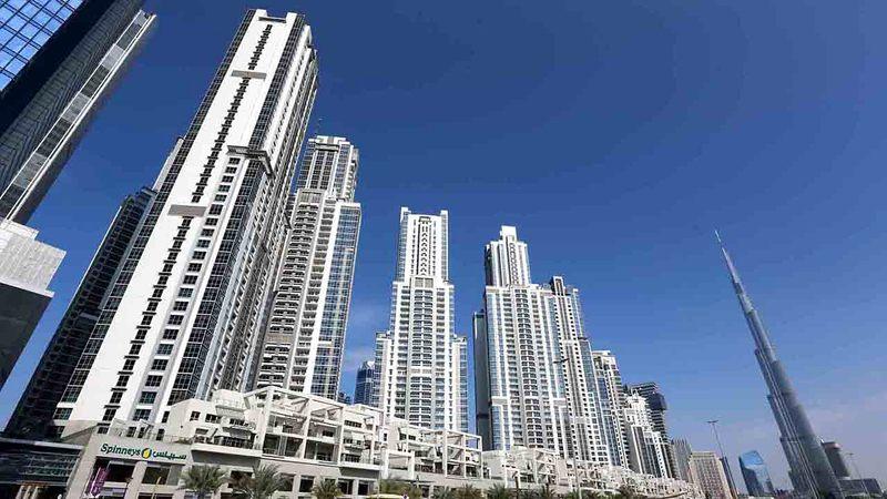القطاع العقاري في دبي أثبت حيويته خلال أزمة مثل «كورونا». أرشيفية