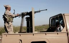 الصورة: تقدم جديد للجيش اليمني في جبهات نهم وصرواح بمحيط صنعاء