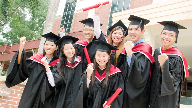 عدد كبير من الطلاب الأجانب يفضلون استكمال تعليمهم عن بُعد. أرشيفية