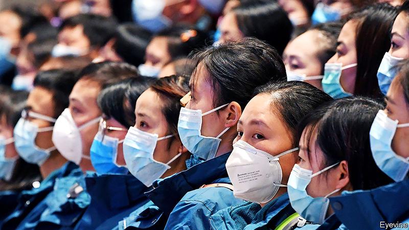 الصين بلد المنشأ للفيروس تحاول التوصل إلى لقاح بأسرع وقت. عن «الغارديان»