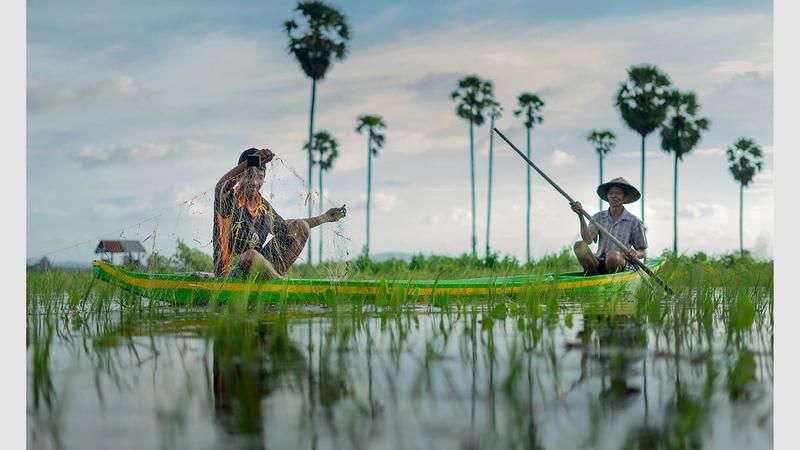 لقمان بادو - إندونيسيا