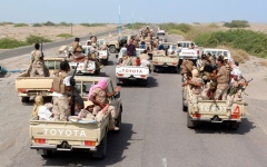 الصورة: انتصارات للجيش اليمني في محيط صنعاء.. ومصرع 108 حوثيين بينهم قيادات