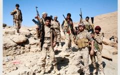 الصورة: مقتل قيادات حوثية بارزة في معارك محيط صنعاء