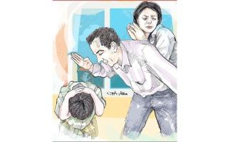 الصورة: إنقاذ طفل يتعرّض للضرب باستمرار من زوج أمه