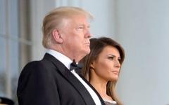 الصورة: السيدة الأميركية الأولى تعلّم ترامب كيف يكون لائقاً في أعين مشاهديه