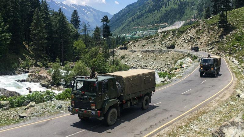 الصين والهند تطالبان بالمنطقة الحدودية منذ سنوات. ■ أرشيفية