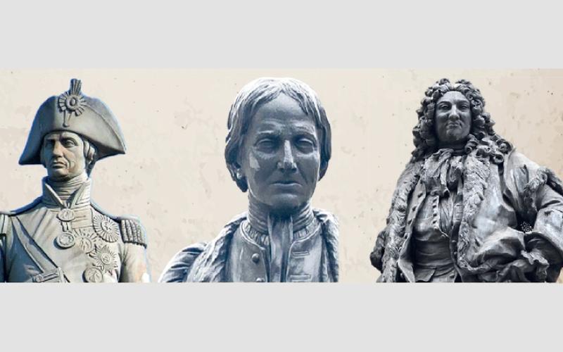 الصورة: إنفوغرافيك.. «الحرب على التماثيل».. رموز تاريخية  في العالم يسقط الواحد تلو الآخر