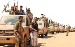 الصورة: تحالف دعم الشرعية في اليمن يدمر 3 غرف عمليات عسكرية للحوثيين بمحيط صنعاء