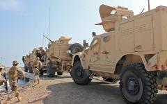 الصورة: الإمارات تدين محاولة الحوثيين استهداف السعودية بالطائرات المفخخة والصواريخ
