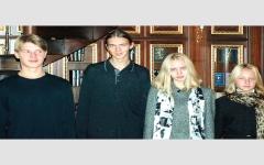 الصورة: أحد كاتمي أسرار بوتين السابقين ينشر صوراً نادرة لبناته