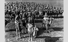 الصورة: إسرائيل سرقت الجِمال من العرب لتشكّل وحدة استطلاع عام 1948