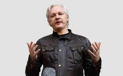 الصورة: لائحة اتهام جديدة ضد مؤسس «ويكيليكس»