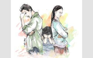 الصورة: «العمل عن بعد» يخفض الخلافات الزوجية 70% في رأس الخيمة