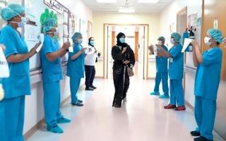 الصورة: 11 مستشفى في أبوظبي خالية من حالات «كوفيد-19»