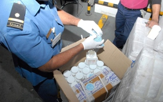 الصورة: جمارك دبي تعلن عن ضبطيات نوعية بالتزامن مع اليوم العالمي لمكافحة المخدرات