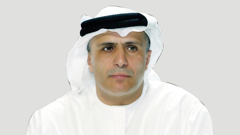مطر الطاير: «تطوير محور معبر الشيخ راشد بن سعيد أكبر مشروعات الهيئة التي تنفذها في المستقبل».