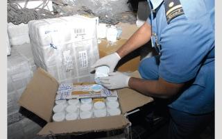 الصورة: «جمارك دبي»: ضبطيات نوعية في مكافحة المخـدرات