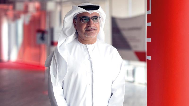 محمد عبدالله: «تتمثل رسالتنا في الإسهام بفاعلية في تعزيز اقتصاد المعرفة والابتكار في الإمارات والمنطقة».