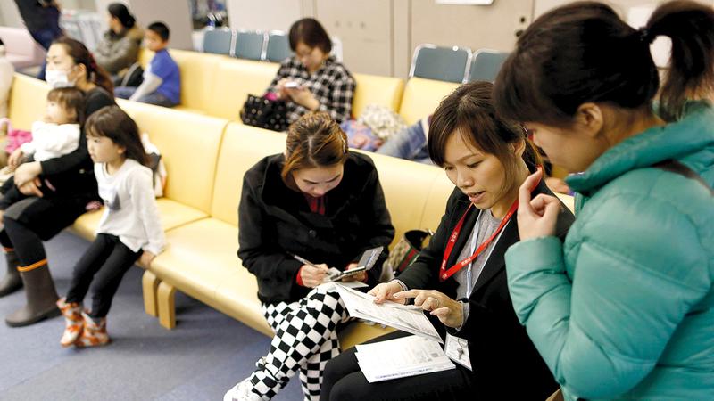 طلبات اللجوء في اليابان قد تستغرق سنوات طويلة للموافقة عليها. أرشيفية