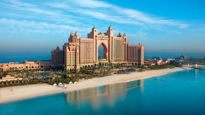 دبي تمتلك مقومات الحفاظ على مكانتها وجهةً سياحية عالمية. أرشيفية