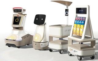 الصورة: 150 روبوتاً تفاعلياً ترحب بزوار «إكسبو 2020 دبي»