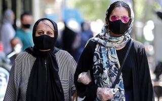 الصورة: حصيلة وفيات «كورونا» في إيران تتخطى 11 ألفاً