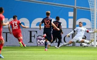 """الصورة: نهائي """"محزن"""" بين بايرن وليفركوزن في كأس ألمانيا"""
