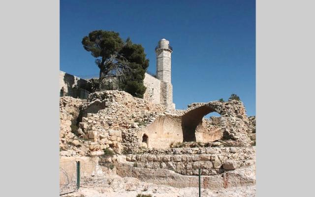 الصورة: قرية النبي صموئيل الفلسطينية على قائمة «التراث اليهودي»