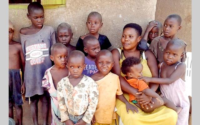 الصورة: أوغندية في الـ 41.. المرأة الأكثر خصوبة في العالم