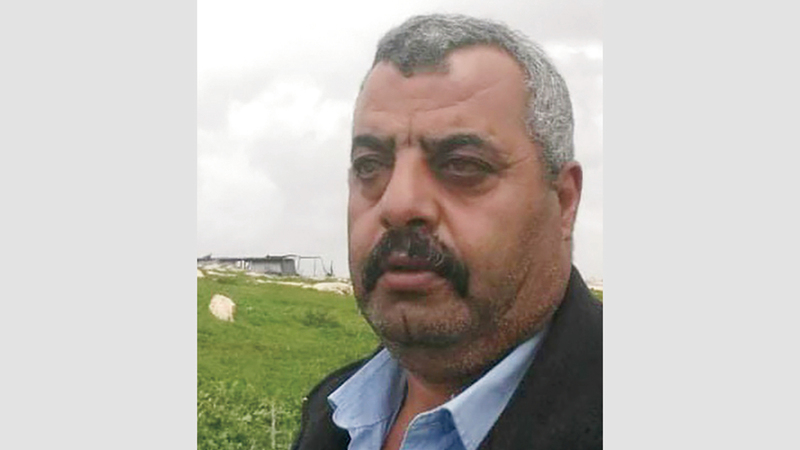 أمين أبوعليا: «ضم جبعيت يؤدي إلى نهب الاحتلال 30 ألف دونم».
