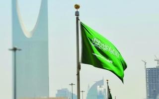الصورة: السعودية تسمح بدخول الشاحنات الخليجية عبر المنافذ البرية