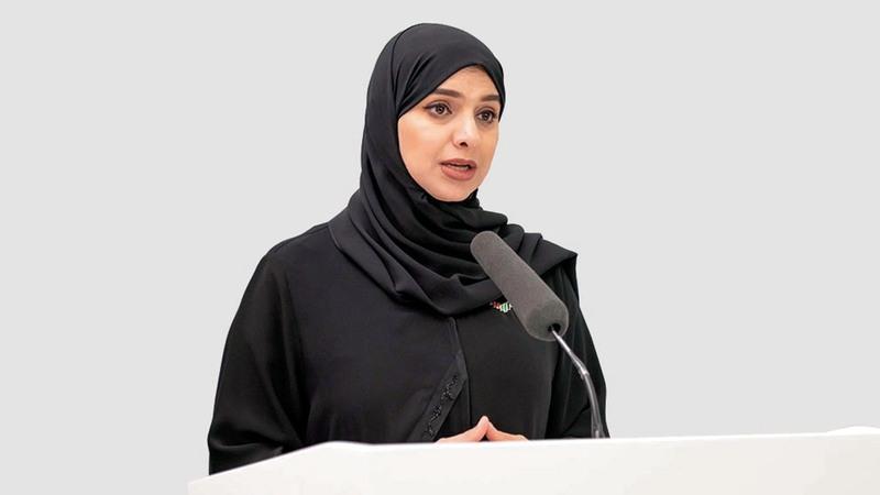 الدكتورة آمنة الشامسي: «نريد أن نستكمل مسيرة الجهود المبذولة، للوصول إلى التعافي التام».