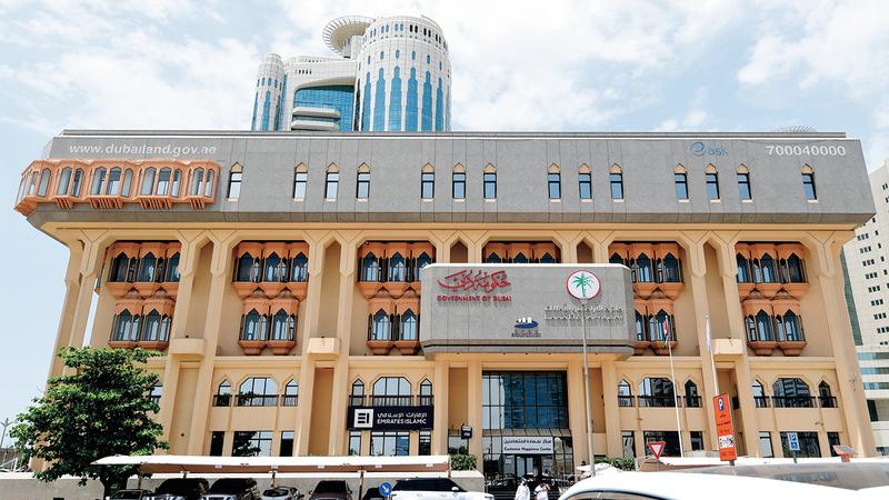 المعهد سيلحق بدائرة الأراضي والأملاك في دبي. تصوير: باتريك كاستيلو