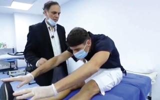 الصورة: النصر يواصل فحوص «كورونا».. ويبدأ التدريبات  في الصالة المغطاة 11 الجاري